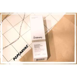 The Ordinary Granactive Retinoid 2% in Squalene