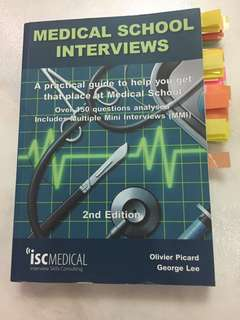 Medical School Interviews by ISC Medical