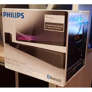 Philips HT2160/12 Soundbar. In box, unopened.
