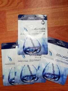 Farmstay Collagen Mask
