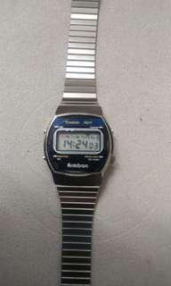 香港製造全新石英跳子錶
