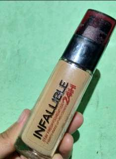 LOREAL Infallible 24 hrs