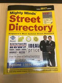 Street directory - RESERVE