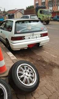 Civic 1988 (racing modified)