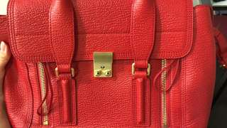 3.1 Philip Lim Red Large bag