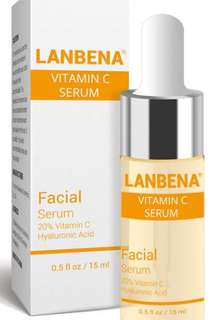 LANBENA  Hyaluronic Vitamin C Whitening Serum