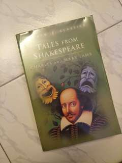 [Clearance] Tales From Shakespeare