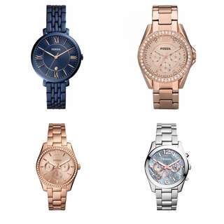 100% Authentic Fossil Women's watch