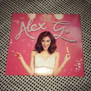Alex Gonzaga Album