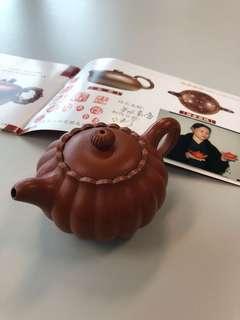 紫砂茶壺 名家王紅娟 半手工