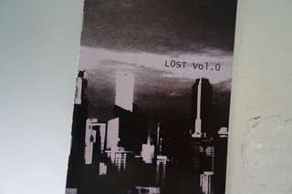 L0ST Vol.0 - photo zine