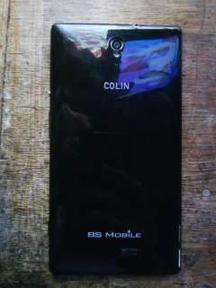 Defective BS Mobile Colin Android Phone