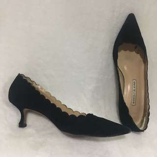 Authentic manolo blahnik