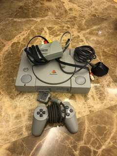 Vintage Playstation 1