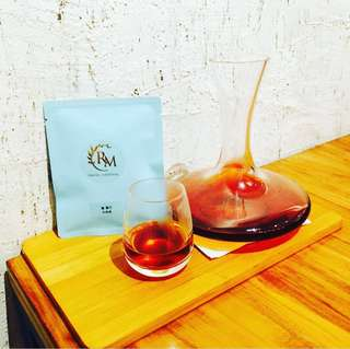 台灣咖啡師人手烘焙的咖啡包-獨.曼巴
