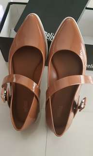 USED ONCE Authentic Melissa Mary Jane