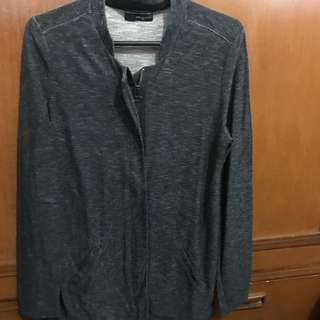❗️ SPECIAL PRICE! Zara dark gray zip up jacket