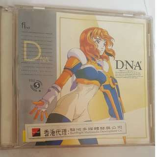 DNA soundtrack