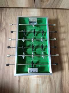 BN Stainless Mini Table Football Set