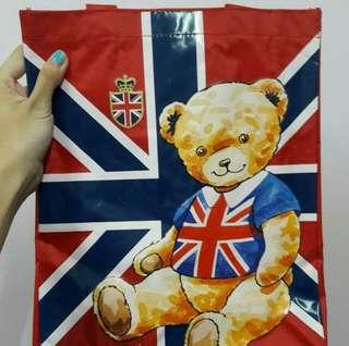 🚚 熊熊便當袋
