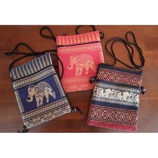 Tribal Crossbody Bags