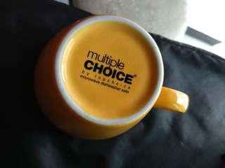 Gelas mug multiple choice