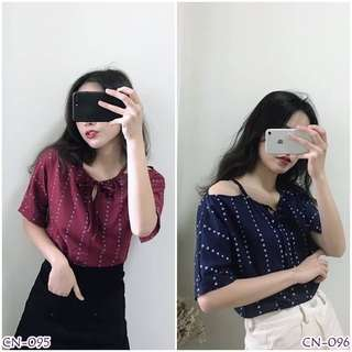 Chic blouse ; f@