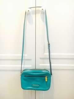 湖水綠 Marc by marc jacobs sally bag 小手袋 (正品,可pm看單據)