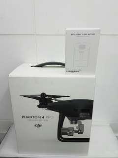DJI Phantom 4 PRO曜石黑+多一顆電池