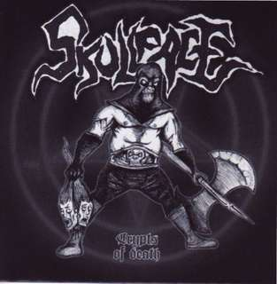 Thrash metal cd Skullface - Crypts of Death