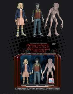 Stranger things collectibles