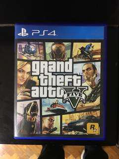 GTAV PS4 for sale or trade
