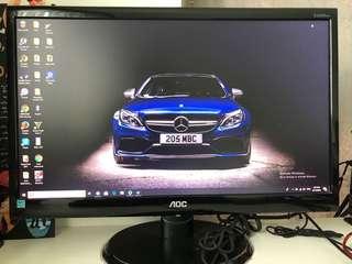 AOC E2250Swdn LED monitor
