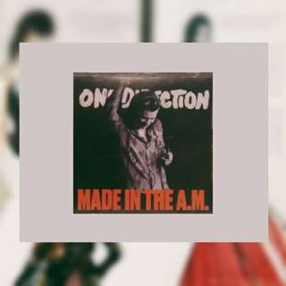 made in the am album (one direction)