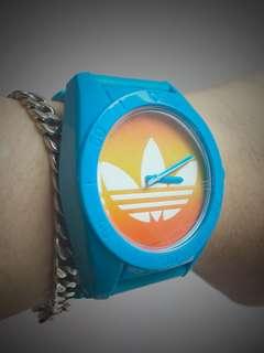 Adidas 手錶 全新 男女合用