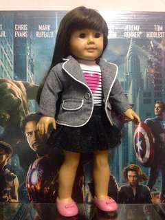 Vintage American Girl Doll