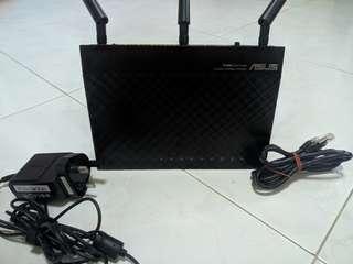 Asus N66u Router