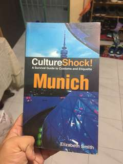 Culture Shock Munich