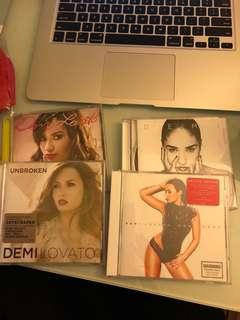 Demi Lovato CD Bundle