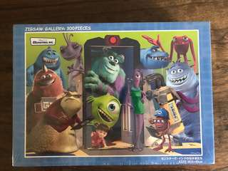 Monsters, Inc. puzzle