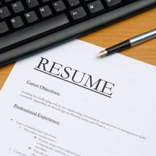 Personalized Resume writing service