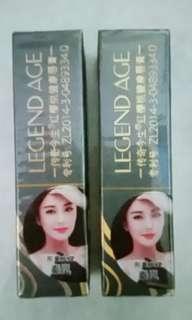Clearstock >Legend Age Lipstick (2pc $55)