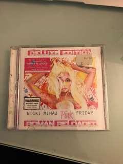 Nicki Minaj Roman Reloaded Deluxe edition