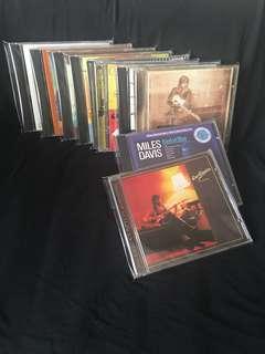 10pcs of Musical CDs Album offer