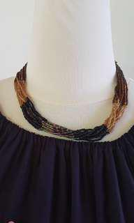 Bead Necklace - Kalung Manik
