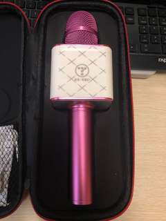 karaoke microphone mic 唱k神器 途訊 Q7