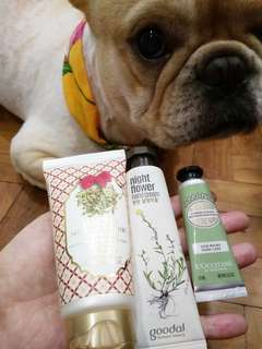 Hand Cream set of 4