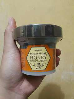 REPRICED! BLACK SUGAR HONEY MASK