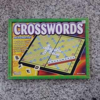 🚚 [INSTOCKS] Preloved Magnetic Crosswords