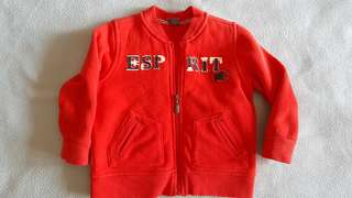 Esprit red sweater